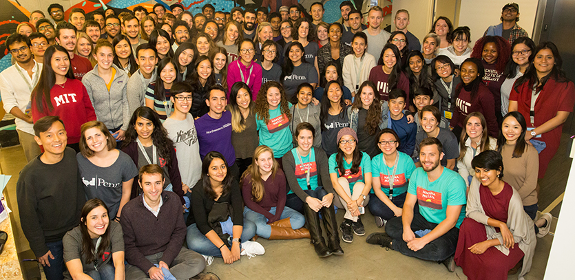 Northwestern hosted the IDI 24-Hour Design Challenge.