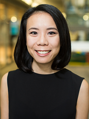 Julie Hui, PhD student