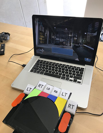 Prototype for inControl.