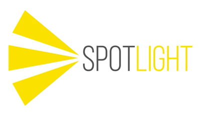 Photo of the Spotlight logo.
