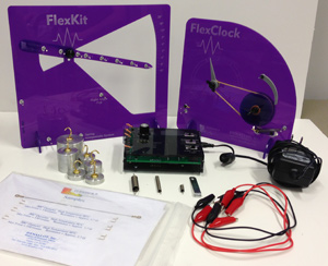 Components of the FlexKit